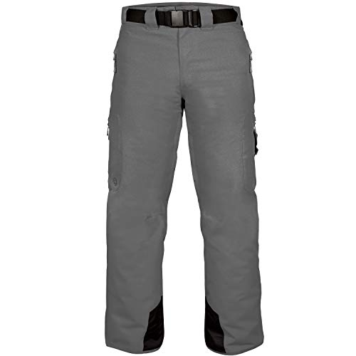Wildhorn Outfitters Men's Outerwear Standard Snow Pants, Graphite, XX-Large