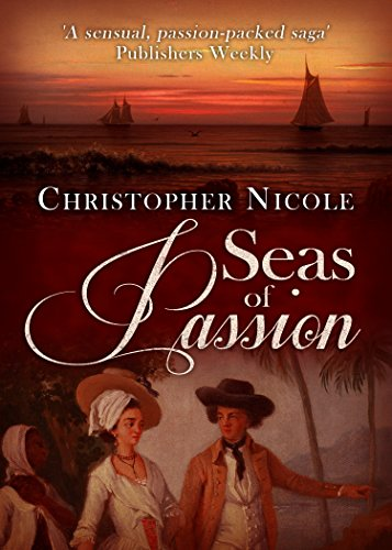 Seas of Passion (Caribee of the Hiltons Book 1)