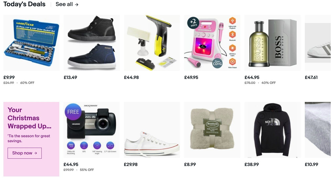 36% OFF → eBay UK Coupons, Promo Codes & Discount Deals Today
