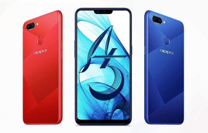 Oppo A5 smartphone Insights