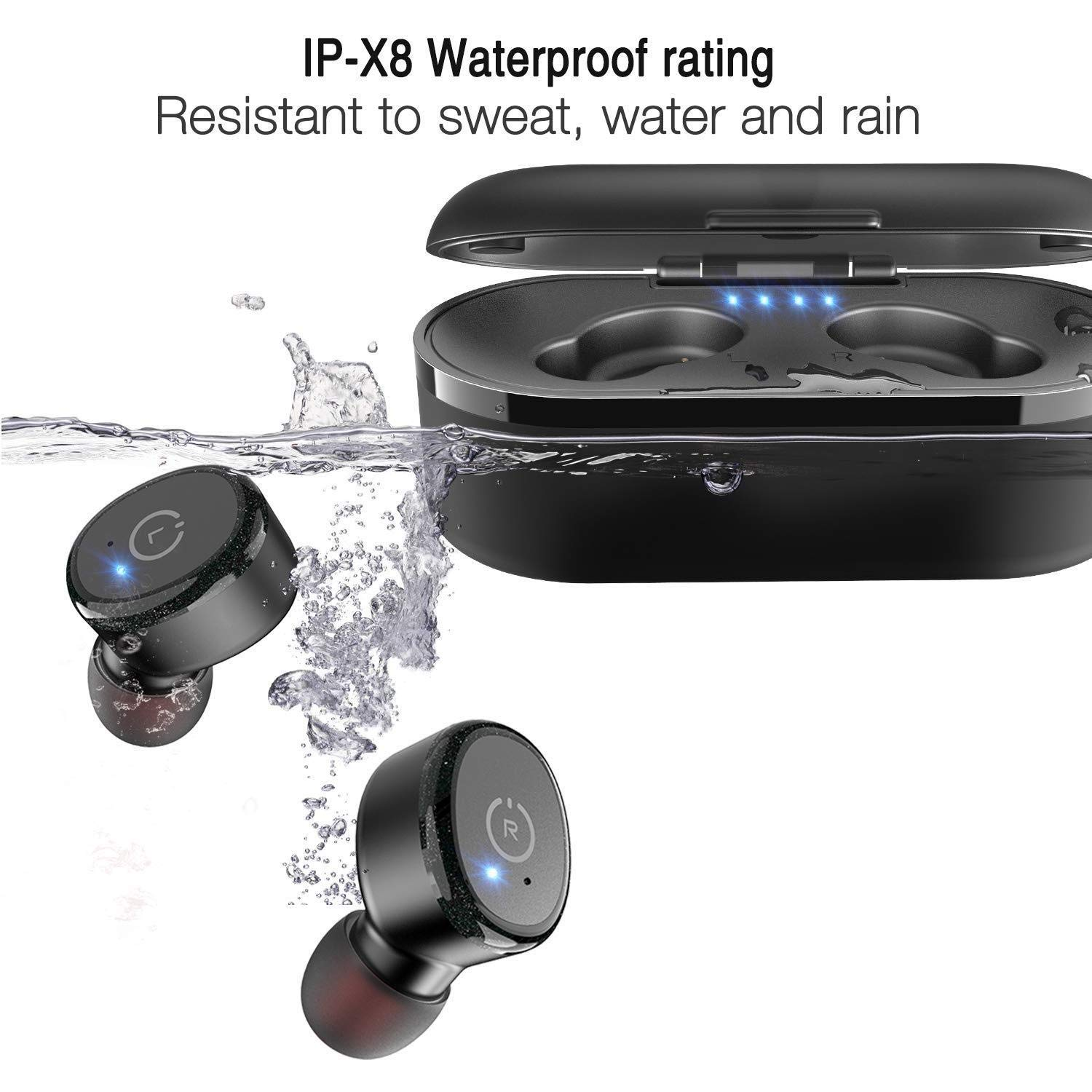 FLAT 10% OFF on Bluetooth 5.0 Wireless Earbuds
