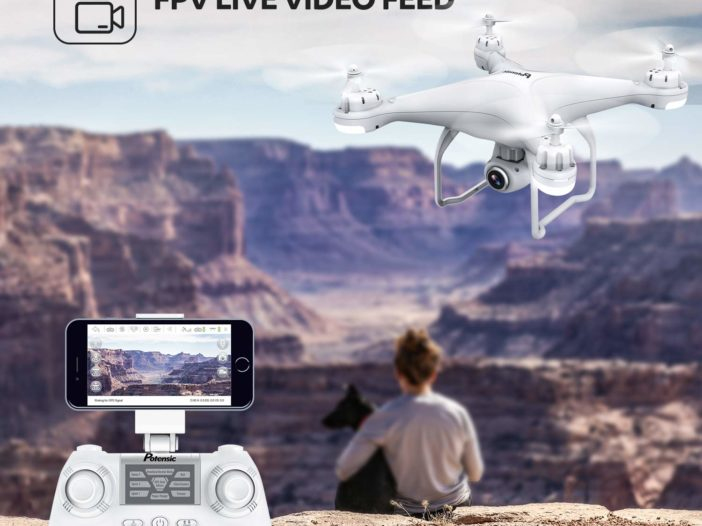 FLAT 15% OFF and FREE Shipping- Drone with camera