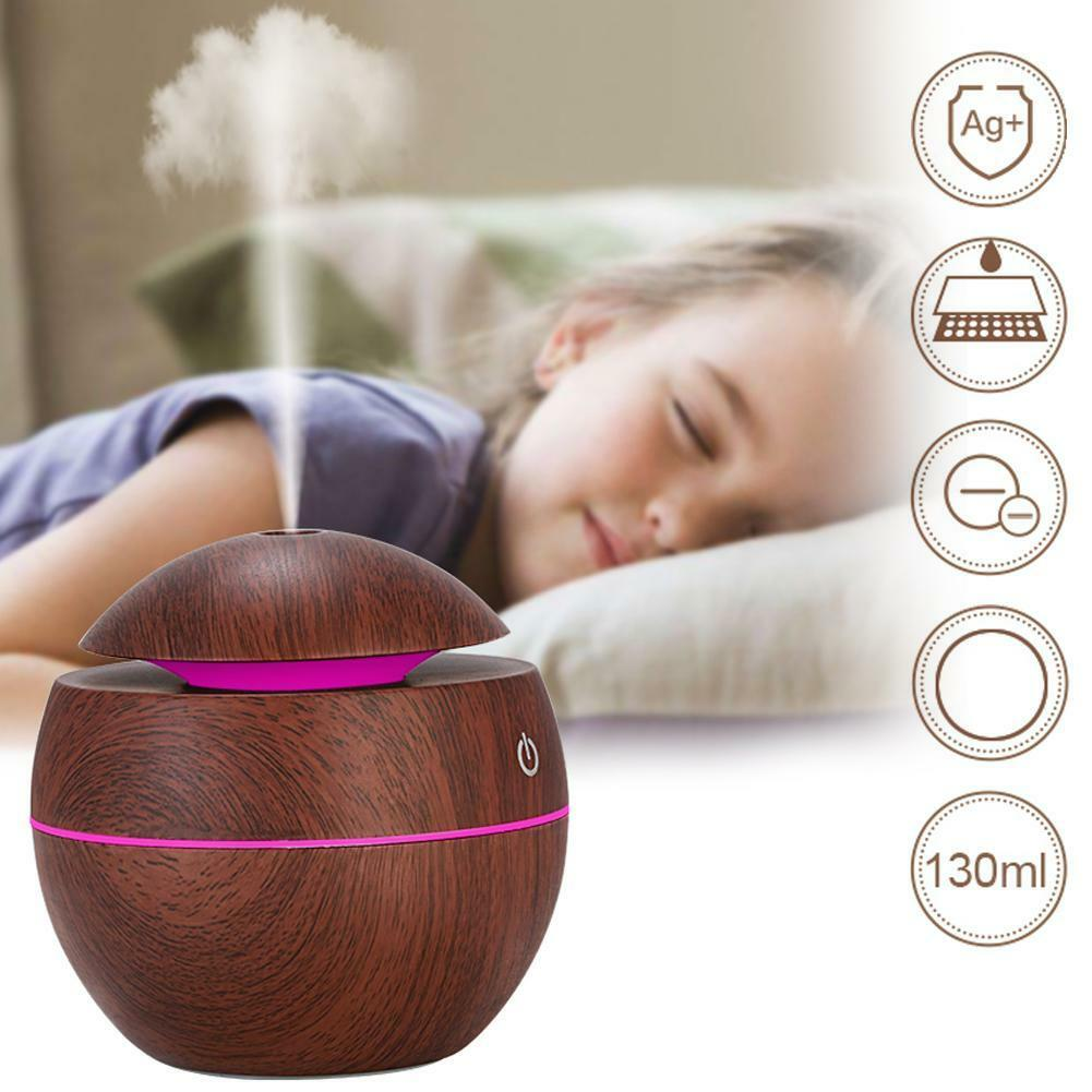 Intelligent LED Humidifier Deal discount
