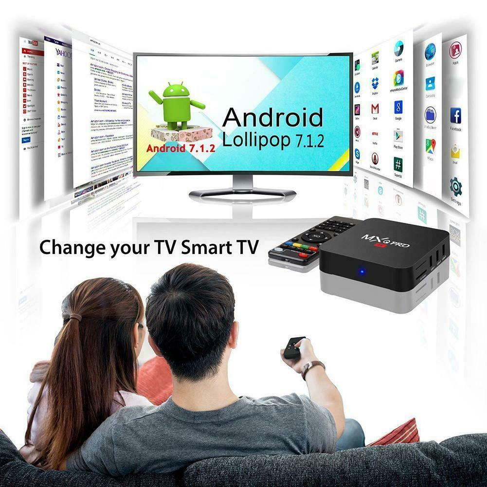 Smart TV Box with Remote Deal